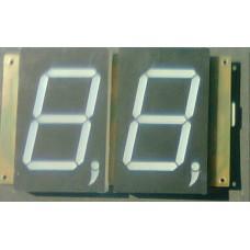 Плата индикации для аттракциона, 76 мм, 2 разряда