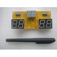 Плата индикации для аттракциона аэрохоккей, 20 мм